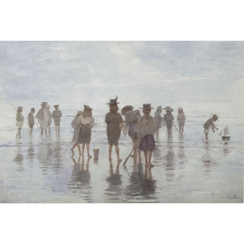 Low Tide (Medium)